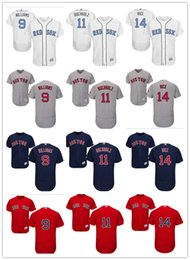 $enCountryForm.capitalKeyWord Australia - custom Boston Men's women youth Majestic Red Sox Jersey #9 Ted Williams 11 Clay Buchholz 14 Jim Rice Red Baseball Jerseys