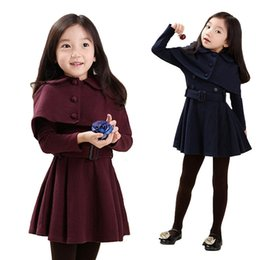 $enCountryForm.capitalKeyWord Australia - Autumn Winter Baby Girl Jackets Dress Set Toddler Kids Clothes Casaco Coat Sets Ropa Mujer Casual Suit Children Clothing