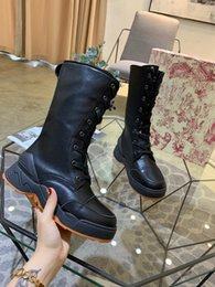 $enCountryForm.capitalKeyWord Australia - Luxury ladies Half Boots 2019 early autumn designer woman shoes imported genuine leather ladies boots with flat casual ladies Martin boots