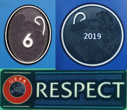 League patches online shopping - Liverrpooool times Champions League patch soccer patches ucl respect patch Badges trophy times cup badge ucl patch