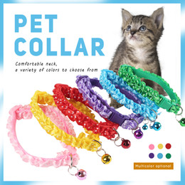 $enCountryForm.capitalKeyWord Australia - Soft collar for pets Lace collar for cats and dogs with adjustable buckle collar for cats and puppies pet supplies