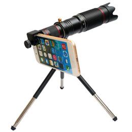 Optic zOOm online shopping - 36X Zoom Telescope Mobile Phone Lenses Universal K HD Single Focus Optic Lens For iPhone Samsung Huawei Camera Lens