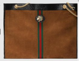 $enCountryForm.capitalKeyWord UK - Maxi Tote With Tiger Head 537218 Women Fashion Shows Shoulder Bags Totes Handbags Top Handles Cross Body Messenger Bags
