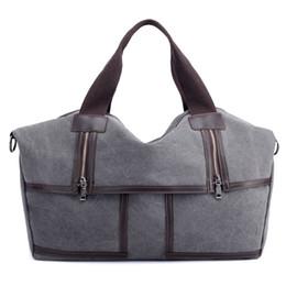 $enCountryForm.capitalKeyWord NZ - 2019 Hot Sale New Bolsas Feminina Vintage Canvas Female Handbag Soft Messenger Bag Women Shoulder Larger Top-handle Bags Tote