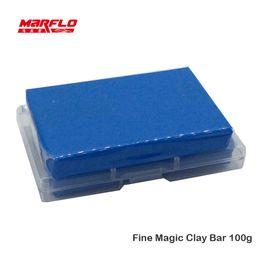 Repair Washers Australia - MARFLO 16pc Magic Car truck Clean Clay Bar Auto Detailing Cleaner Car Washer Blue 100g