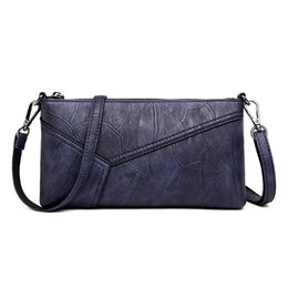 $enCountryForm.capitalKeyWord Australia - Vogue Women Fashion Genuine Leather Shoulder Bags Girls Lady Like The Envelope Type Cross Body Mini Handbags Purse Crossbody Bag