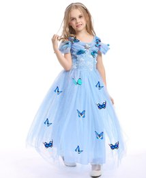 $enCountryForm.capitalKeyWord Australia - 2019 new arrival summer baby girls dresses outwear ankle length children clothing fashion stereo natural color