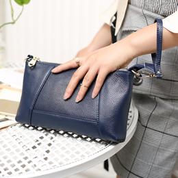 $enCountryForm.capitalKeyWord Australia - Genuine Leather Crossbody Bags for women Clutch bag Luxury Messenger Handbag Fashion Lady Totes Shoulder Bag Female Party Purse