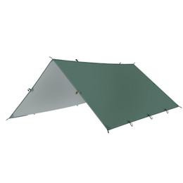 $enCountryForm.capitalKeyWord UK - FLAME'S CREED Ultralight Tarp Outdoor Camping Survival Sun Shelter Shade Awning Silver Coating Pergola Waterproof Beach Tent