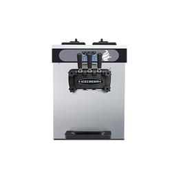 $enCountryForm.capitalKeyWord Australia - Hot Sale Commercial soft ice cream machine 25L Soft Serve ice cream machine 3 Flavor Vending Ice Cream Machine