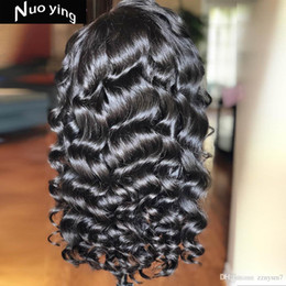 $enCountryForm.capitalKeyWord UK - French Curl Human Hair Wigs Baby Hair Bleached Knots Brazilian Remy 13*4 Lace Frontal Wigs Pre-plucked 180% Density Wigs BF28