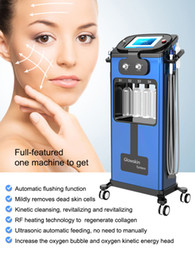 Facial scrubber beauty online shopping - 6 in Hydrafacial Dermabrasion Machine Water Hydra Dermabrasion Skin Scrubber Facial Beauty Deep Cleansing RF Face Lifting