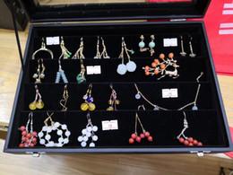 $enCountryForm.capitalKeyWord Australia - Fashion New Women Elegant Artificial Jadeite Heart Shape Hook Pierced Dangle Earrings New Fashion Dangle Earrings 18K Pure Gold Free Deliver