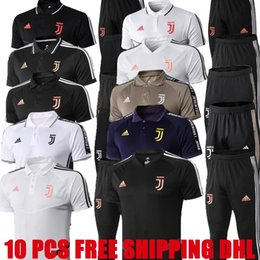 uniform polo NZ - Best quality 9 20 Juve polo shirts CR7 sportswear 2019 2020 RONALDO short sleeve tracksuit soccer jersey Costa training suit