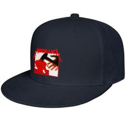 Funny Balls UK - Heavy metal band Metallica Snapback Ball Cap Funny Cotton Caps Fit Unisex Men's Womens Hats