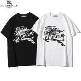 $enCountryForm.capitalKeyWord NZ - Summer Lovers Pure cotton T-shirt brand Superior quality Embroidery Straight Fashion Men Women Tees Cotton Hero Man Apparel 352#