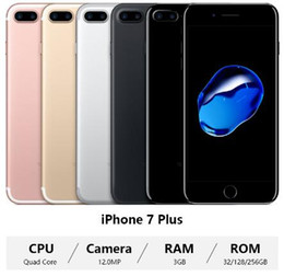 $enCountryForm.capitalKeyWord Australia - Unlocked Original Apple iPhone 7 Plus 3GB RAM 32 128GB 256GB ROM Quad-Core Fingerprint 12MP IOS LTE 12.0MP Camera refurbished cellphone