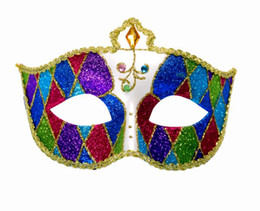 $enCountryForm.capitalKeyWord UK - Women Men Masquerade Mask Gorgeous Venetian Muscial Mardi Gras Ball Masks Fancy Costume Party Eyemask Fancy Dress Halloween Costumes props