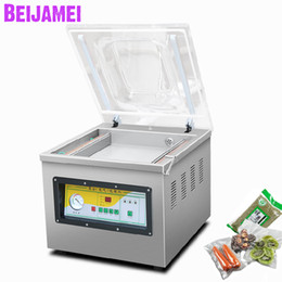 grain machines Australia - BEIJAMEI 2019 Automatic Vacuum Sealer Packing Food Saver Machine Kitchen Food Meat Grains Vacuum Sealing Packer