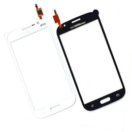 $enCountryForm.capitalKeyWord UK - 10pcs lot High Quality Touch Screen Glass Digitizer Panel Replacment Parts with LOGO for Samsung Galaxy Grand Neo Plus i9060i i9060 i9062
