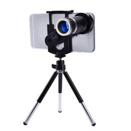 8x Telescope Zoom Australia - Universal 8X Zoom Telescope Camera Telephoto Lenses for iPhone 4 4S 5 5C 5S 6 Plus Samsung Galaxy S3 S5