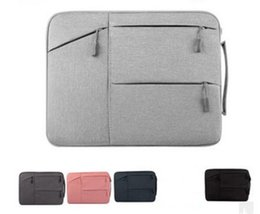$enCountryForm.capitalKeyWord Australia - Laptop Bag Notebook Bag Case For Macbook Pro 13.3 15.6 Laptop Sleeve 11 12 13 14 15 inch Women Men Handbag LLFA