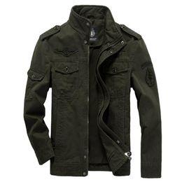 $enCountryForm.capitalKeyWord Australia - Cotton Military Jacket Men 2019 Autumn Soldier MA-1 Style Army Jackets Male Brand Slothing Mens Bomber Jackets Plus Size M-6XL