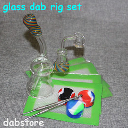 thick matrix perc bong Canada - Thick Bong Dab Rig Matrix Perc Honeycomb Water Pipe Bongs Glass Pipes oil rigs bubbler ash catcher wax quartz banger with dab pad