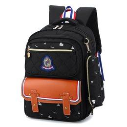 $enCountryForm.capitalKeyWord NZ - Children School Bags Teenagers Boys Girls Waterproof Orthopedic Backpacks Child schoolbags kids Satchel Knapsack Mochila escolar