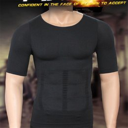 $enCountryForm.capitalKeyWord Australia - Men's Compression T-Shirt Compression Body Building Shirt for Men Summer Slim Dry Quick Under