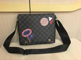 $enCountryForm.capitalKeyWord Australia - Designer Handbags High Quality luxury Handbags Wallet Famous Handbag Women Crossbody men shoulder Bag Fashion Vintage Leather Shoulder Bags