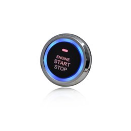 $enCountryForm.capitalKeyWord Australia - Universal Car Engine Start Stop Push Button System Auto Start-Stop Button Car Alarm Remote Engine Ignition Start DY075