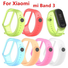 $enCountryForm.capitalKeyWord NZ - Smart Strap for Xiaomi Mi Band 3 Luminous Transparent Smart Band Accessories for Xiaomi Miband 3 Smart Wristband Strap for Xiaomi Mi Band 3