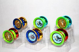 $enCountryForm.capitalKeyWord Australia - 1pcs Free Shipping Hot Sale Ball Bearing Magic Yoyo T5 Upgraded Version Alloy Aluminum Yo Yo Metal Professional Auldey Yo-yo Toy