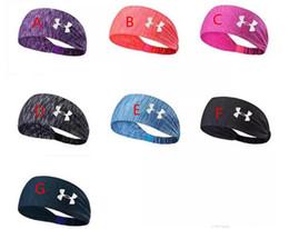 Unisex-Stirnband - Individuelles Logo Sport-Stirnband Yoga-Stirnband Schnell trocknende elastische Stirnbänder trainieren Fitness-Haarbänder für Fitness