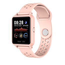 touch screen sport bracelet NZ - P8 New 1.3 Inch Touch Screen Smart Watch Waterproof Sport Bracelet Motion Record Blood Pressure Heart Rate Monitor Smartwatch For IOS Andrio
