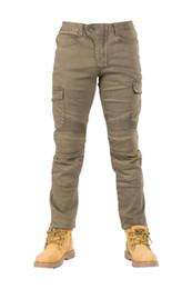 $enCountryForm.capitalKeyWord UK - KOMINE Motorcycle Jeans Drop Resistance Slim Denim Cycling pants with kneepads