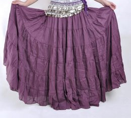 1881ca6820a9 Tribal Gypsy Skirt Australia - Plus Size 38 inches Long Tribal Fusion Skirt  Belly Dance 8
