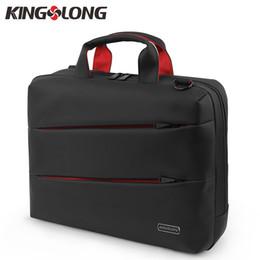 $enCountryForm.capitalKeyWord Australia - KINGSLONG Nylon 15. 6 inch Laptop Computer Notebook Bag Briefcase for Men Business Briefcase Shoulder Messenger Bag KLM112410-6 #88380