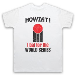 $enCountryForm.capitalKeyWord Australia - ZILLO I MURCIÉLAGO PARA THE WORLD SERIE CRICKET COOL DIVERTIDO HOMBRE MUJER colour jersey Print t shirt