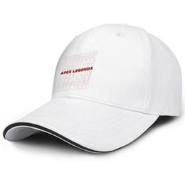 Legends Hats Australia - Apex Legends bangalore bloodhound caustic Unisex Mens Hat Women's Caps Retro Cotton Snapback Flatbrim Hiking Hats Ball Caps for Men