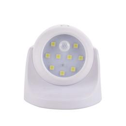 $enCountryForm.capitalKeyWord UK - 360 Degrees Rotatable LED Night Light Motion Sensor Night Wireless Emergency Human Body motion sense Sensing light