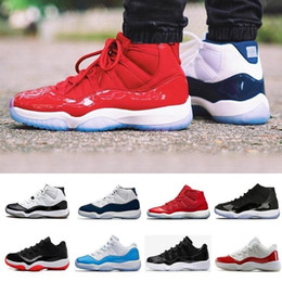 $enCountryForm.capitalKeyWord Australia - New 11 Basketball Shoes 11s men women Gym Red high low le Space Jam University Blue Rose Gold Navy Gum Concord 23 45 Space Jam Sneakers