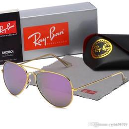 $enCountryForm.capitalKeyWord Australia - Home> Fashion Accessories> Sunglasses> Product detail High Quality Classic Pilot Sunglasses Designer Brand Mens Womens Sun Glasses Eyewear