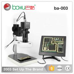 $enCountryForm.capitalKeyWord Australia - Anatomical Jewelry Identification of Bacu ba-003 Mobile phone Electronic maintenance microscope VGA Video screen display