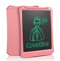 $enCountryForm.capitalKeyWord NZ - 2019 10.5 11 Inch Thin Draw Tablet Digital Children Drawing Handwriting Electronic Pad LCD Writing Drawing Graffiti Toy Gift with Pen