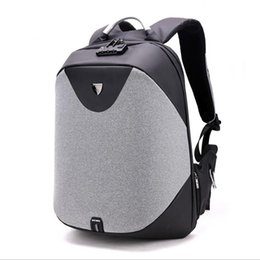 $enCountryForm.capitalKeyWord NZ - Laptop backpack men Waterproof Backpack Casual Travel Business USB Back pack Male Bag Anti-theft Gift LJJS274
