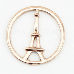 floating charm gold 2019 - Free Shipping! Rose Gold Hollow Flower Zinc Alloy Window plates Floating locket plate Charms Fits for glass floating loc