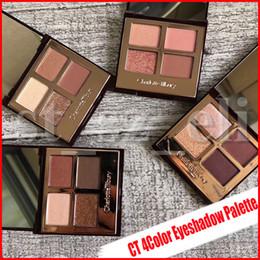 $enCountryForm.capitalKeyWord Australia - CT Eye Makeup Eyeshadow luxury palette colour coded eye shadows the glamour muse uptown girl dolce vita vintage vamp 4 Colors