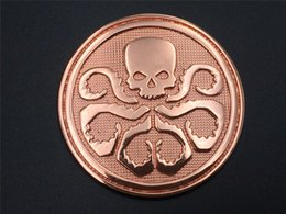 $enCountryForm.capitalKeyWord Australia - 3D Metal Hydra Skull Biohazard Car Sticker Emblem Auto Badge Decal Motorcycle